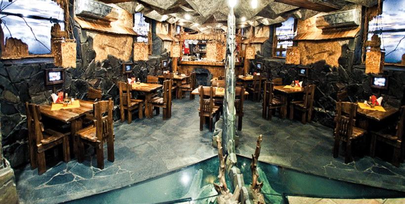 """Ресторан """"Карельская горница"""". Karelian Cuisine restoran"""